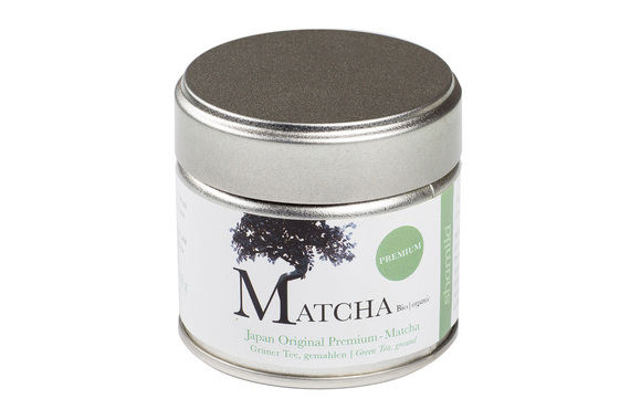JAPAN ORIGINAL CEREMONIA PREMIUM MATCHA BIO  - 30g